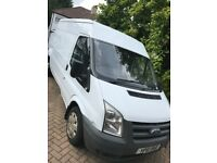 2010 FORD TRANSIT CLEAN READY FOR WORK VAN