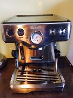 BREVILLE ESPRESSO Coffee Maker Model BES820XL- Retails for $660
