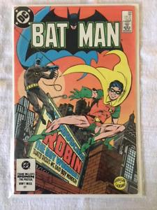 BATMAN #368 comic book - 1st Jason Todd as Robin - Key Issue.