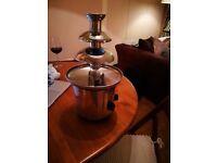 Chocolate Fountain - Chocolate Fondue Set