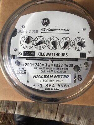 Ge Electrical Watt-meter 4