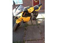 Rieju rs3 50cc quick sale