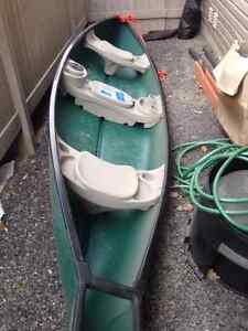 Water Quest 156 16ft canoe