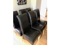 Dining room chairs 6