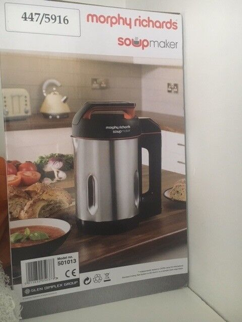 Soup Maker - Brand New never used