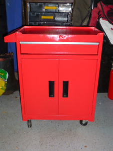 Rolling Tool Cabinet