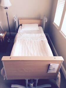 Like New Minuet Hospital Bed