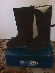 New Emu Boots, size 7 Boronia Knox Area Preview