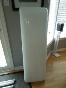4 Foot 4 Lamp T8 Puff Fluorescent Fixture