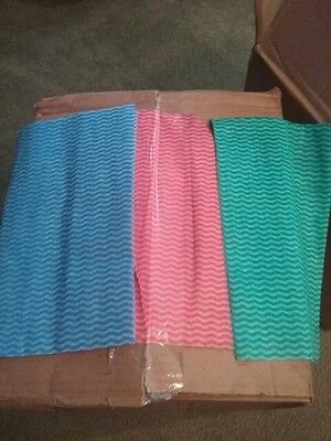 HANDI WIPES EXTRA STRONG REUSABLE CLEANING CLOTHES 12 CT PICK YOUR COLOR
