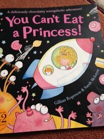 Childrens paperback books - various available