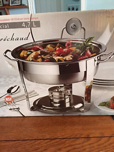 Chafing dish - new in box