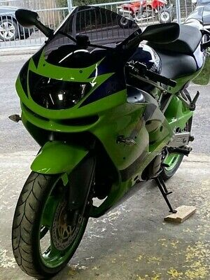 Kawasaki zx6r G1 1998