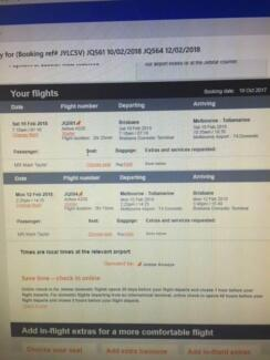 Flights to Melbourne from Brisbane