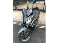 2012 Yamaha Sport YP125-R X-MAX yp 125 r xmax in Grey great condition