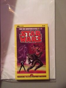 Star Wars Marvel Illustrated comic book