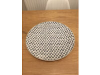 Decorative plate from NEXT, vgc