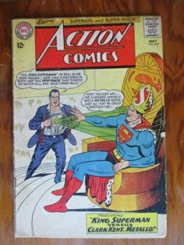 Action Comics 312  Starring Superman