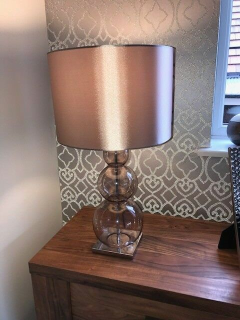 Next mink floor lamp matching table lamp in wakefield west next mink floor lamp matching table lamp image 1 of 4 aloadofball Choice Image
