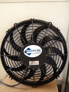 10 inch 12 volt spal electric cooling fan