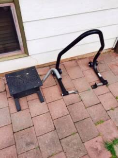 2 x Dirt / Motor Bike Work Stands $100 Salisbury East Salisbury Area Preview