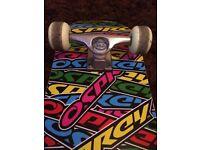 Osprey Stickers Skateboard 31 inch - Multicolour