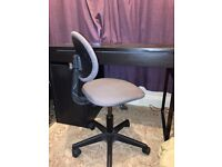 Office/Study Bundle: IKEA Desk + IKEA Office chair + organiser-Cabinet (with drawers) + FREE Shelf