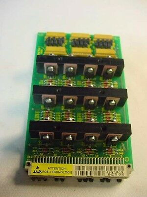 Man Roland 300 700 900 Printing Press Circuit Board - A 37v 1067 70