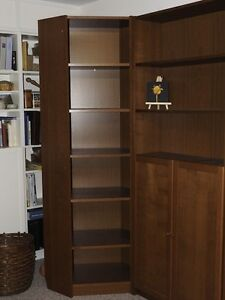 """IKEA"" Bookcases - LIKE NEW - SAVE $$$"