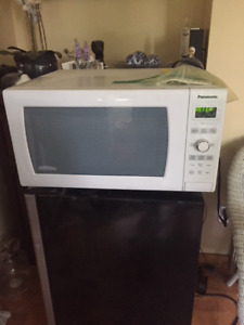 Microwave priced to go