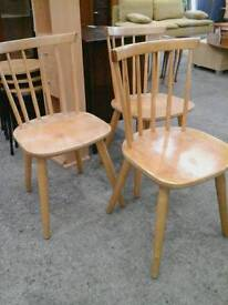 3 Dining Chairs 10£ each