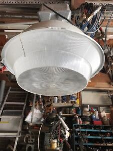 Large warehouse shed barn garage light fixture