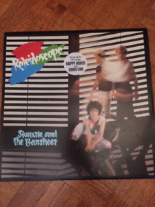 SIOUXSIE AND THE BANSHEES VINYL