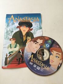 Anastasia [animation] DVD