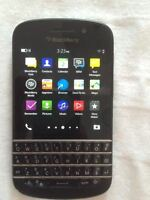 Blackberry Q10 / Bell / Virgin, Excellent condition