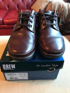 Mens Drew Orthopedic Shoes - Excellent Condition