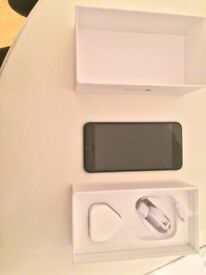 Iphone 6plus space grey 128 GB unlocked to all networks