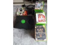 Original Microsoft Xbox with 44 games & 1 official controller *all tested and working*