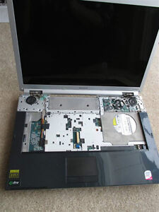 Sony Vaio PCG-3A1L Laptop for parts