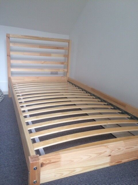 Ikea Tarva Pine Single Bed Frame In Perth Perth And Kinross Gumtree