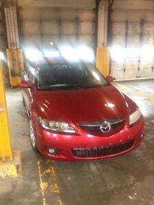 2006 Mazda Mazda6 Sedan