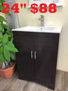 "BATHROOM VANITY 24""-72"" ON SALE"