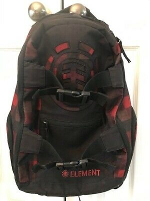 Element Mohave Backpack Large Skateboard Snowboard Hiking Day Pack