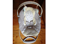 Baby bouncer Bright starts - good condition