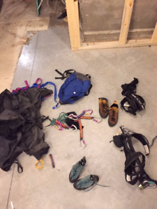 Couples  Climbing Gear for Sale!!!