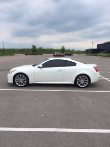 2008 Infiniti G37 Sport RWD Tech Coupe (2 door)