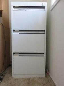 3 drawer filing cabinet Chipping Norton Liverpool Area Preview