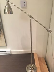 Floor Lamp and Table Lamp : 70 $