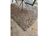 BoConcept /Bo Concept Cabana rug grey/brown/natural