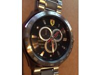 Ferrari Watch Brand New in Original box with tags